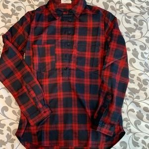 The Hanger 3/4 Button Flannel